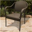 NorthCape International Villa Outdoor Bistro Chair - NC888C