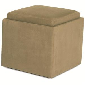 Contemporary Storage Ottoman