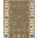 "Nourison 2000 Series 30"" Runner : Olive - Item Number: 896002400"
