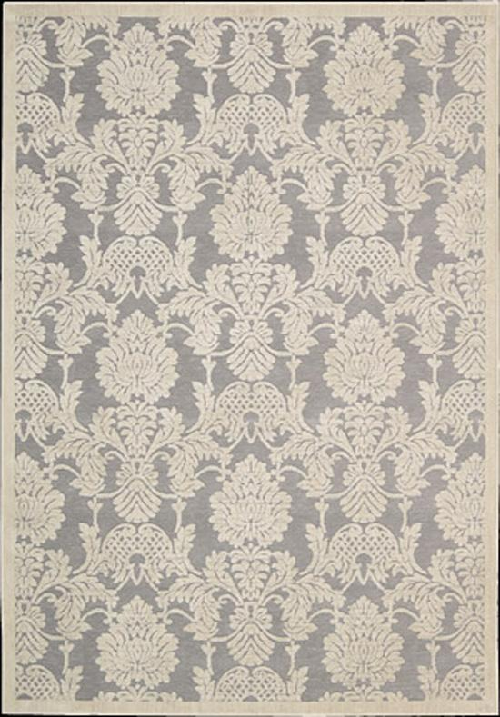 5.3 x 7.5 Area Rug : Nickel
