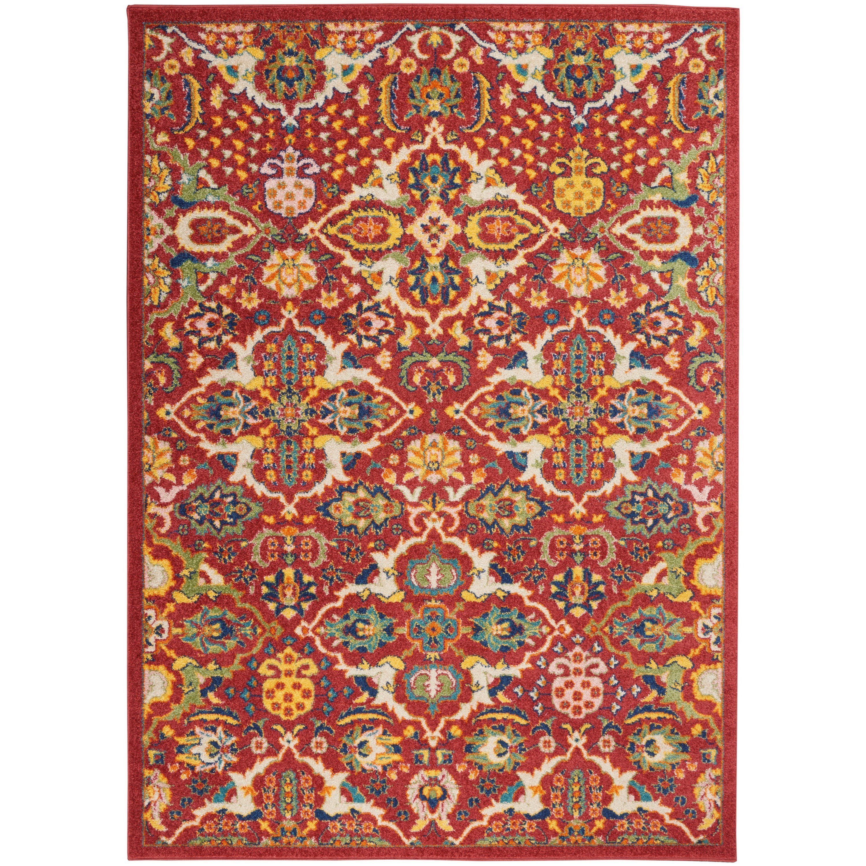 Allur 2020 5' x 7' Rug by Nourison at Sprintz Furniture