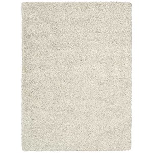 "Nourison Amore2 5'3"" x 7'5"" Bone Rectangle Rug"