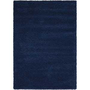"Nourison Amore 5'3"" x 7'5"" Ink Rectangle Rug"