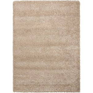 "Nourison Amore2 5'3"" x 7'5"" Oyster Rectangle Rug"