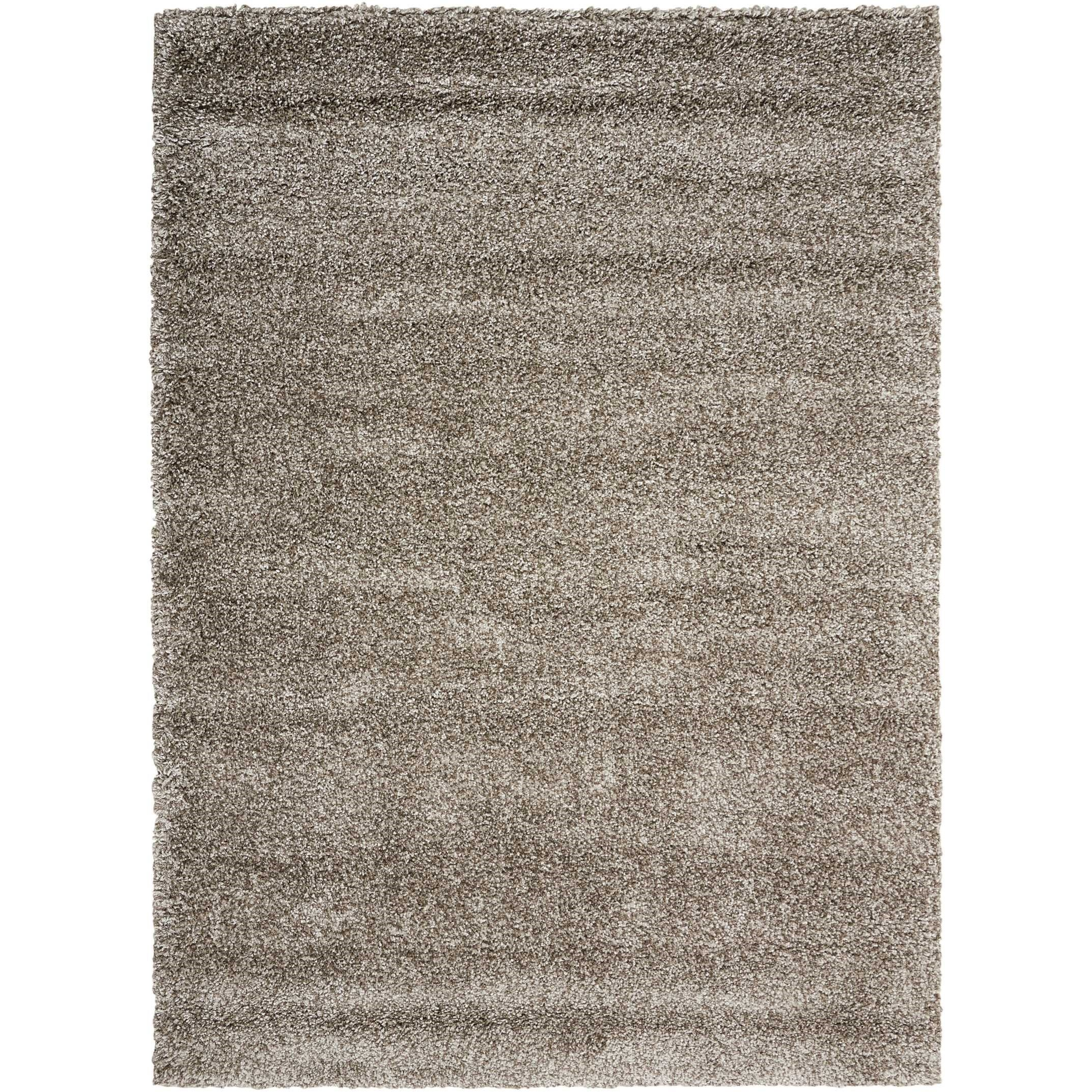 "Amore 3'11"" x 5'11"" Stone Rectangle Rug by Nourison at Home Collections Furniture"