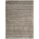 "Nourison Amore 7'10"" x 10'10"" Stone Rectangle Rug - Item Number: AMOR1 STONE 710X1010"