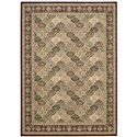 "Nourison Antiquities Area Rug 3'9"" X 5'9"" - Item Number: 23575"