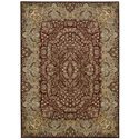 "Nourison Antiquities Area Rug 5'3"" X 7'4"" - Item Number: 23660"