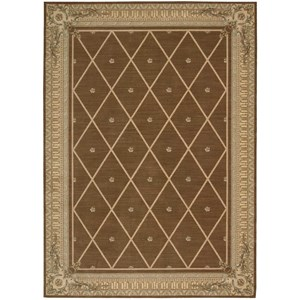 "7'9"" x 10'10"" Mink Rectangle Rug"