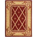 "Nourison Ashton House 2' x 2'9"" Sienna Rectangle Rug - Item Number: AS03 SIE 2X29"