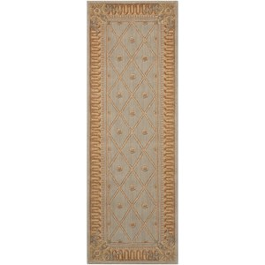 "Nourison Ashton House 2' x 5'9"" Surf Runner Rug"