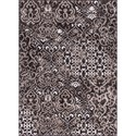 "Nourison Atash 5'3"" x 7'3"" Espre Rectangle Rug - Item Number: ATA03 ESP 53X73"