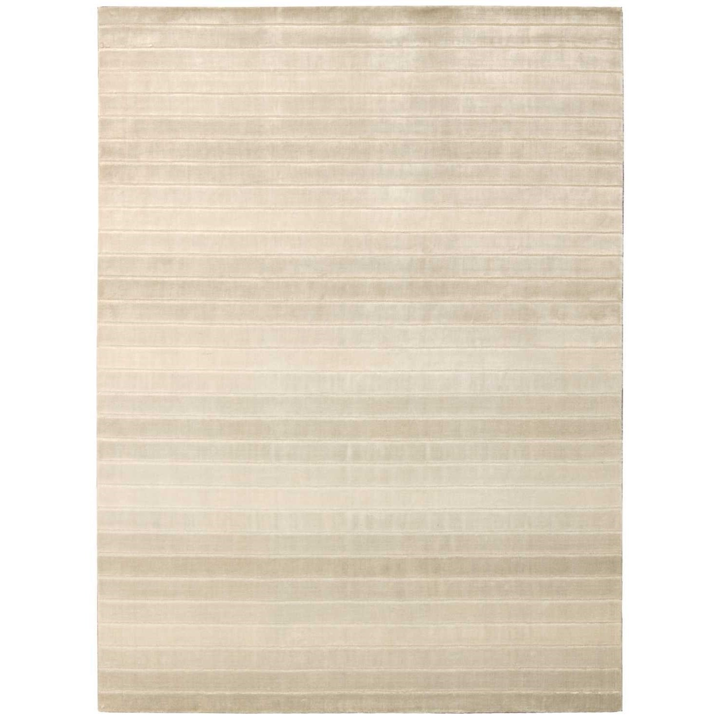 Nourison Aura 8' x 11' Tusk Rectangle Rug - Item Number: AUR01 TUSK 8X11