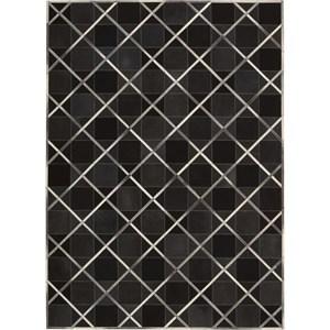Nourison Barcaly Butera Lifestyle - Cooper 4' x 6' Coal Area Rug