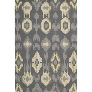 Nourison Barclay Butera Lifestyle - Prism 4' x 6' Pebble Area Rug
