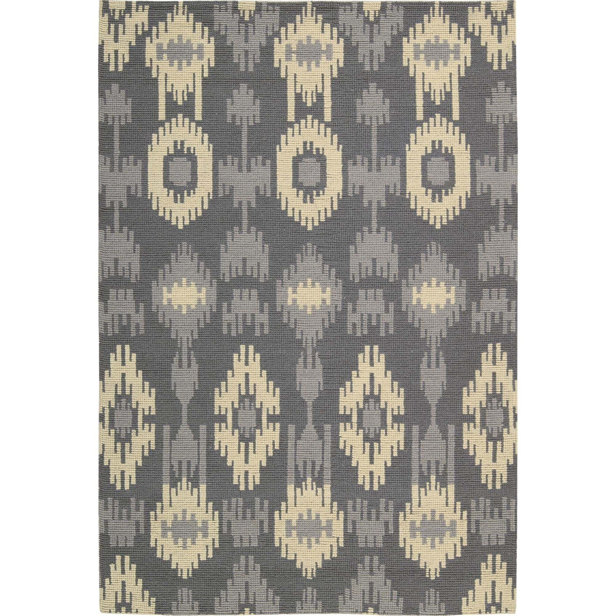 """Nourison Barclay Butera Lifestyle - Prism 5'3"""" x 7'5"""" Pebble Area Rug - Item Number: 20414"""