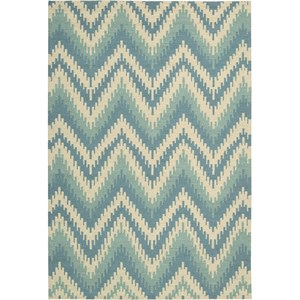 "Nourison Barclay Butera Lifestyle - Prism 5'3"" x 7'5"" Pacific Area Rug"