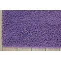 Nourison Bonita 5' x 7' Light Violet Rectangle Rug