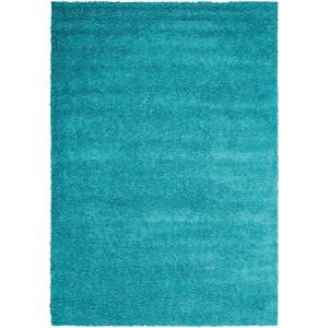 "Nourison Bonita 8'2"" x 10' Turquoise Rectangle Rug"