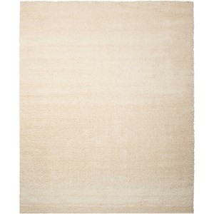 5' x 7' Cream Rectangle Rug