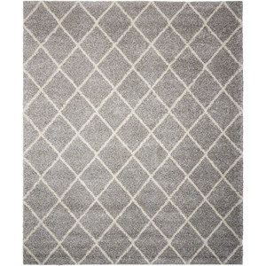 "Nourison Brisbane 8'2"" x 10' Ash Rectangle Rug"