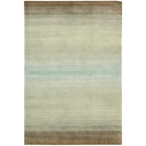 "Nourison Contour 8' x 10'6"" Natural Rectangle Rug"