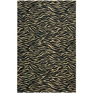 "Nourison Cosmopolitan 5'3"" x 8'3"" Midnight Rectangle Rug"