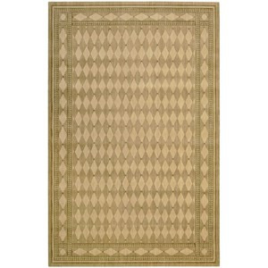 "Nourison Cosmopolitan 3'6"" x 5'6"" Honey Rectangle Rug"
