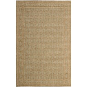 "Nourison Cosmopolitan 8'3"" x 11'3"" Pistachio Rectangle Rug"