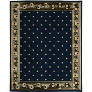 "Nourison Cosmopolitan 8'3"" x 11'3"" Midnight Rectangle Rug"