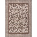 """Nourison Country Side 9'6"""" X 13' Natural              Rug - Item Number: CTR01 NATRL 96X 13"""