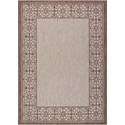 """Nourison Country Side 5'3"""" X 7'3"""" Natural              Rug - Item Number: CTR03 NATRL 53X73"""