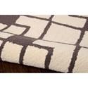 Nourison Decor 5' x 7' Ivory Grey Area Rug