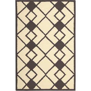 Nourison Decor 8' x 10' Ivory Grey Area Rug