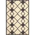 Nourison Decor 8' x 10' Ivory Grey Area Rug
