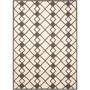 Nourison Decor1 5' X 7' Iv/Grey Rug