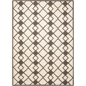 Nourison Decor1 8' X 10' Iv/Grey Rug
