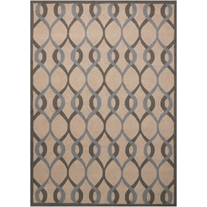 8' X 10' Taupe Rug