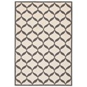 Nourison Decor1 8' X 10' White/Light Grey Rug - Item Number: DER06 WTLGY 8X10