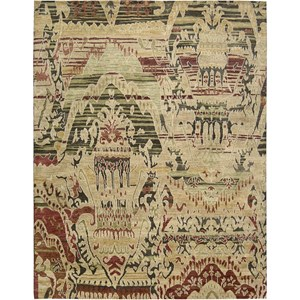 "Nourison Dune 9'9"" x 13'9"" Earth Area Rug"