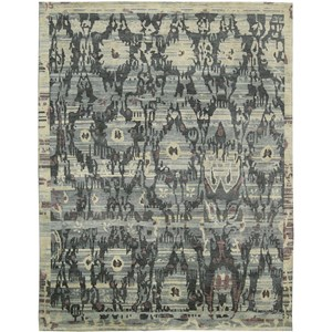 "Nourison Dune 7'9"" x 9'9"" Mineral Area Rug"