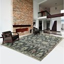Nourison Dune 12' x 15' Mineral Area Rug