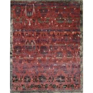 "Nourison Dune 8'6"" x 11'6"" Pomegranate Area Rug"