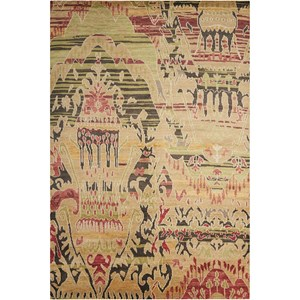 12' x 15' Earth Rectangle Rug