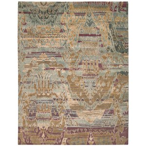 "Nourison Dune 9'9"" x 13'9"" Mist Rectangle Rug"