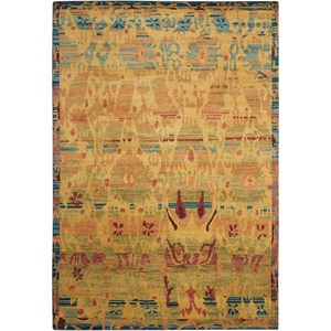 "Nourison Dune 7'9"" x 9'9"" Gabbeh Rectangle Rug"