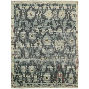 "Nourison Dune 7'9"" x 9'9"" Mineral Rectangle Rug"