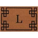 Nourison Elegant Entry 2' x 3' Natural Rectangle Rug - Item Number: EECML NAT 2X3