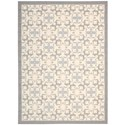 Nourison Enhance 4' x 6' Stone Rectangle Rug - Item Number: EN200 STONE 4X6