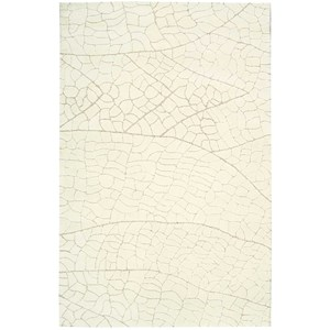 "Nourison Escalade 8' x 10'6"" Ivory Rectangle Rug"